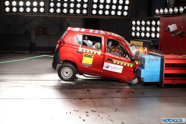 Global NCAP Crash tst Indian Cars Suzuki_Maruti_Alto