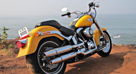 Harley Davidson Fatboy Review (27)