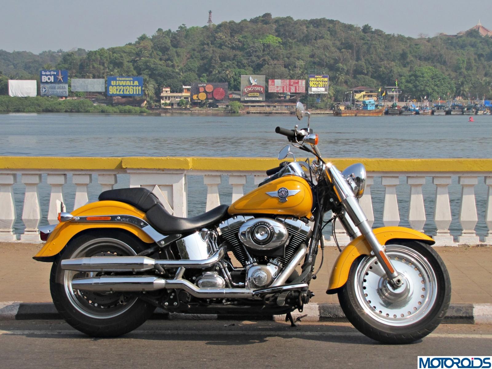 Harley Davidson Fatboy Review (33)