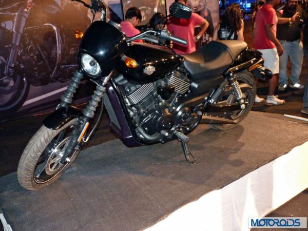 Herley Davidson Street 750 india Bike Week (1)