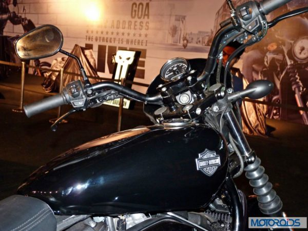 Herley Davidson Street 750 india Bike Week (8)