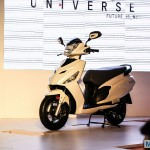 Hero Dash Scooter Unveiled: Images, Specs and Features