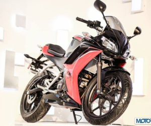 Hero HX250R Auto Expo1 300x250 Hero HX250Rs launch delayed further due to EBRs bankruptcy