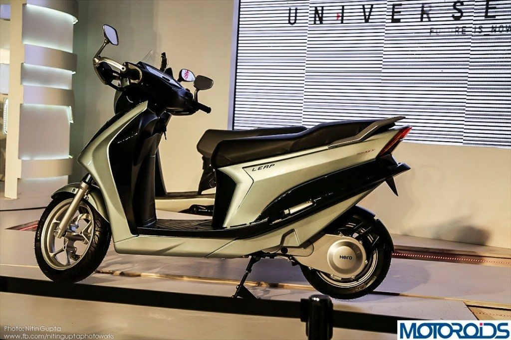 Hero Leap Electric Scooter
