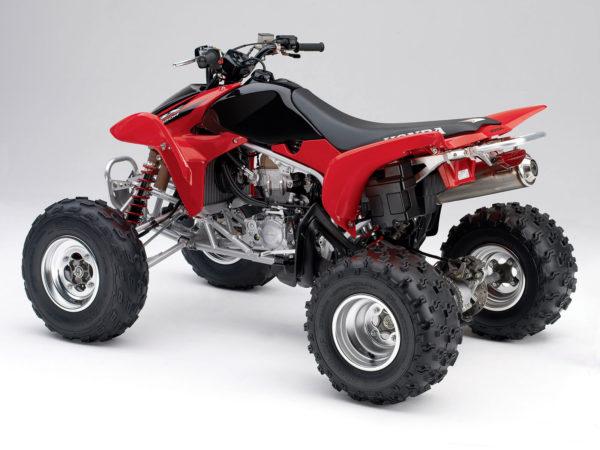 Honda ATV Auto Expo 2014