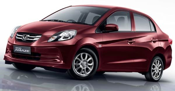 Honda Amaze SX: New Variant Introduced With Airbags – price and details