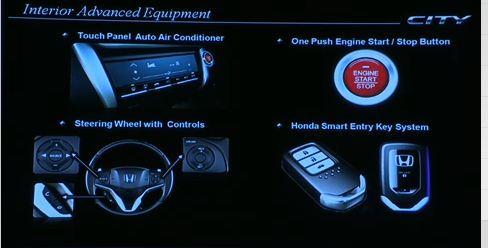 Honda City India launch live 15