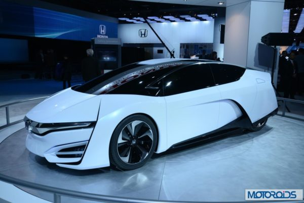 Honda FCEV Concept NAIAS 2014 Detroit (2)