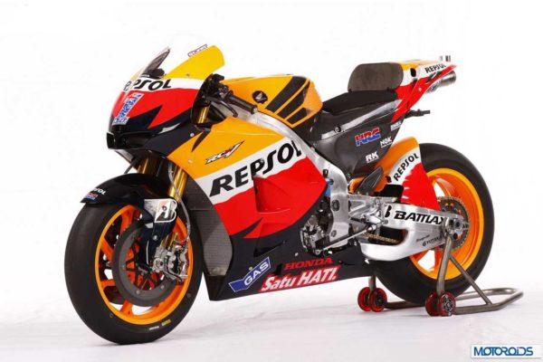 Honda MotoGP RC213V Auto Expo 2014