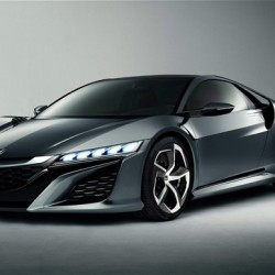 Honda Cars at Auto Expo 2014: Vision XS-1, Mobilio, New Jazz and NSX to be Showcased