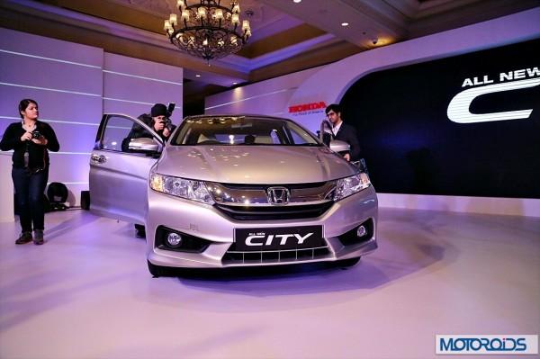 Honda city at Auto expo 2014