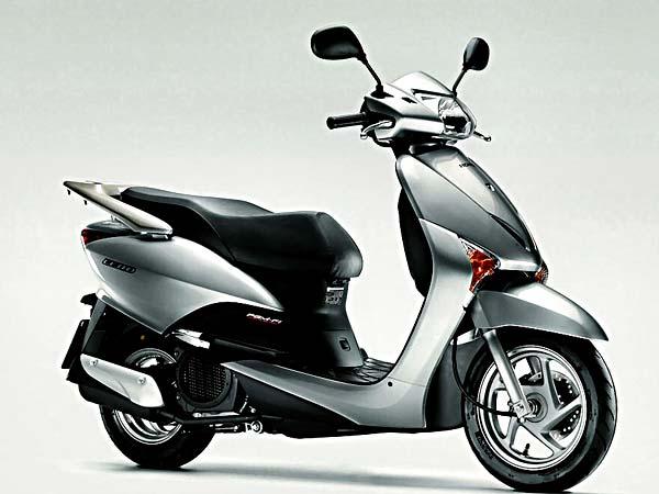 Honda scooter at Auto Expo 2014