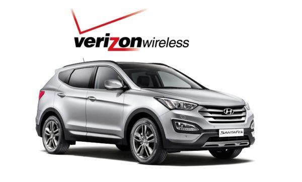 Hyundai Verizon partnership for connectivity