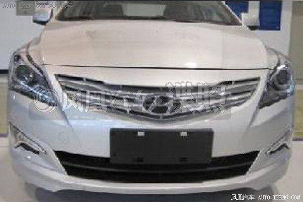 Hyundai-Verna-facelift-China-pics-1