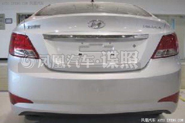 Hyundai-Verna-facelift-China-pics-2