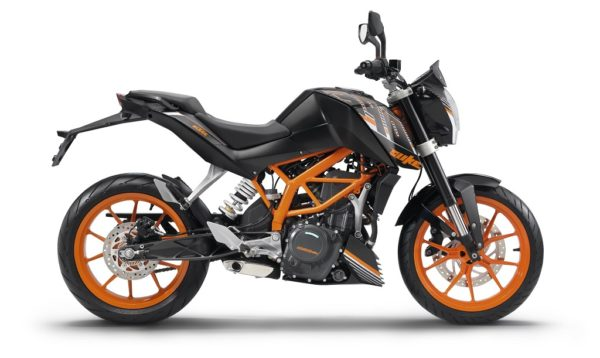 KTM DUKE 390 launches in midnight black colour (2)