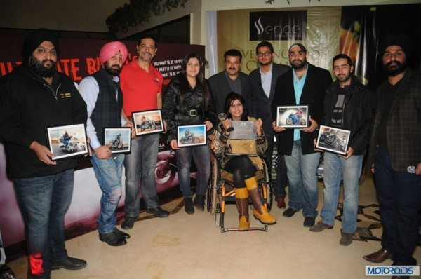 Launch of Ultimate Biker's Calender 2014 (3)