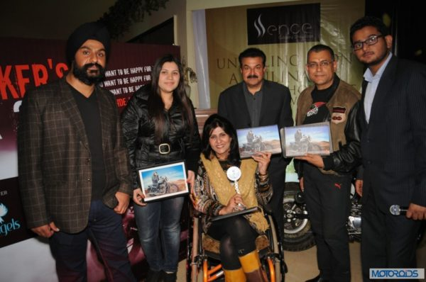Launch of Ultimate Biker's Calender 2014 (4)