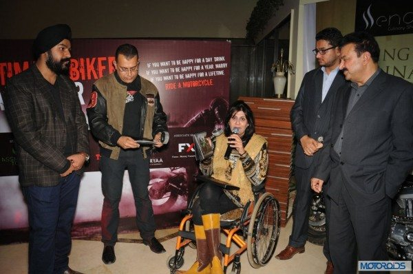 Launch of Ultimate Biker's Calender 2014