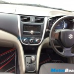 SPIED- Maruti Suzuki Celerio Interior Images Surface