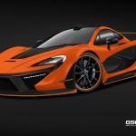McLaren P1 Night Glow is a 1000bhp Monster by German Special Customs