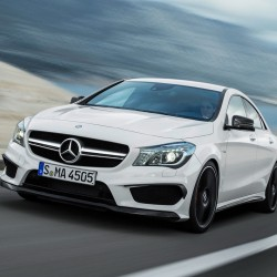 Mercedes at Auto Expo 2014: GLA Concept, CLA45 AMG, AMG F1 car and M Guard to be showcased