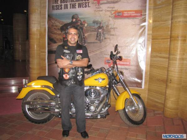 Mr. Anoop Prakash- MD Harley Davidson India