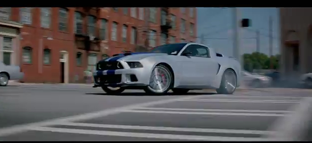 ford mustang shelby need for speed movie