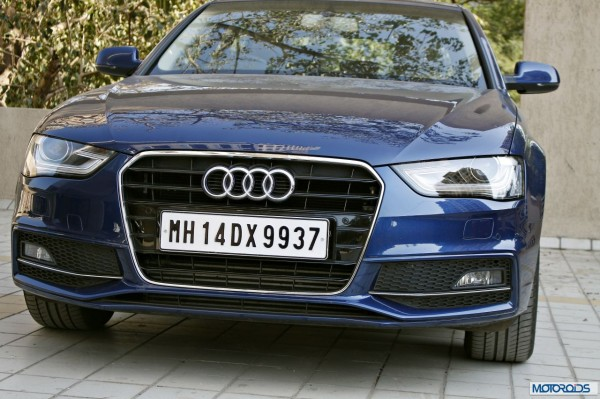 New 2014 Audi A4 with 177bhp (3)