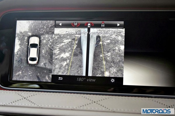 New 2014 Mercedes-Benz S Class interior and exterior (8)
