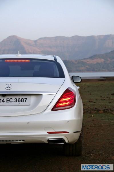 New 2014 Mercedes S Class S500 exterior (11)