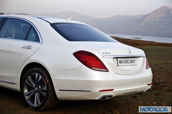 New 2014 Mercedes S Class S500 exterior (5)