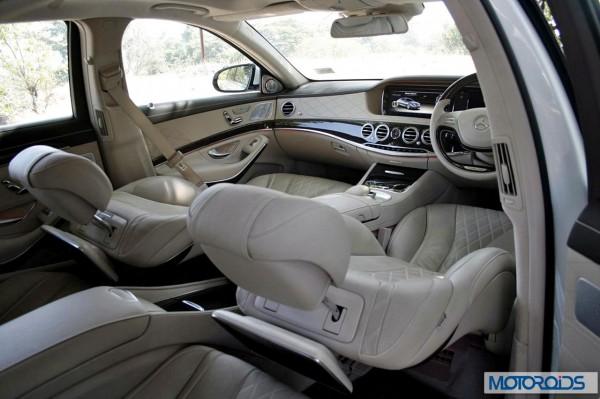 New 2014 Mercedes S Class dashboard (3)