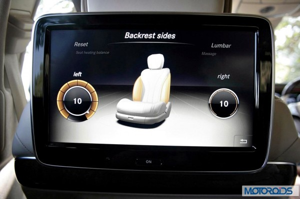 New 2014 Mercedes S Class screen menus (10)