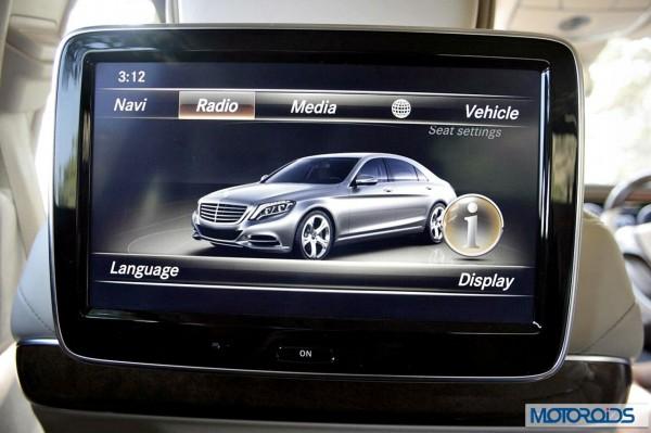 New 2014 Mercedes S Class screen menus (12)
