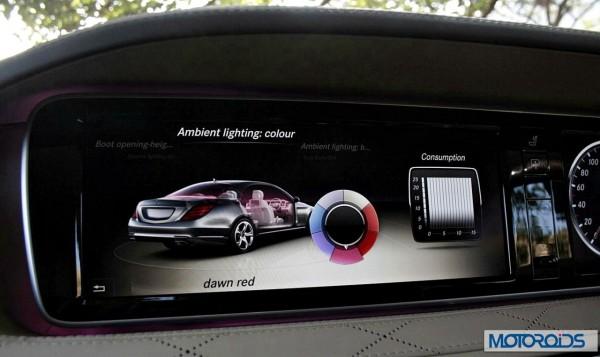 New 2014 Mercedes S Class screen menus (16)