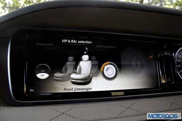 New 2014 Mercedes S Class screen menus (18)