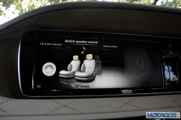 New 2014 Mercedes S Class screen menus (19)