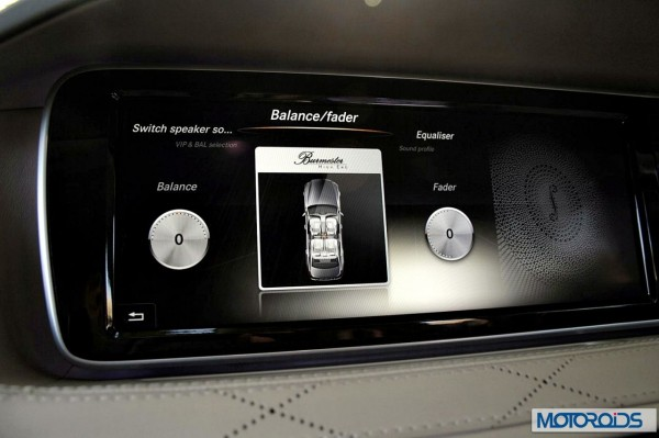 New 2014 Mercedes S Class screen menus (20)