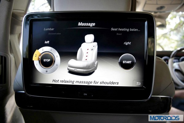 New 2014 Mercedes S Class screen menus (4)