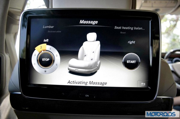 New 2014 Mercedes S Class screen menus (5)