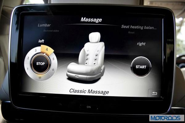 New 2014 Mercedes S Class screen menus (6)