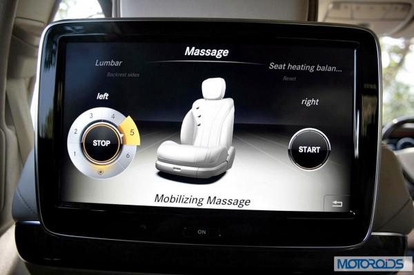 New 2014 Mercedes S Class screen menus (7)