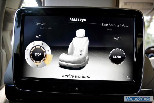 New 2014 Mercedes S Class screen menus (8)