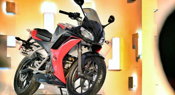 Hero HX250R Unveiled: Images, Specs and Details