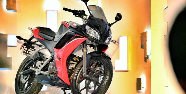 New Hero HX250R 750x380 Hero HX250R Unveiled: Images, Specs and Details