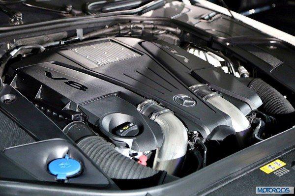 New Mercedes S Class Engine (2)