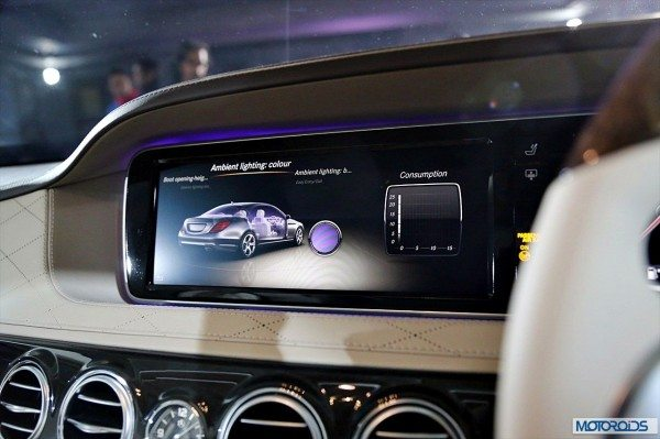 New Mercedes S Class interior (32)