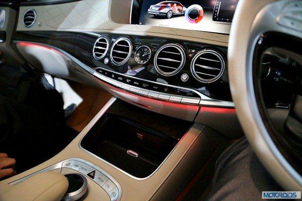 New Mercedes S Class interior (35)