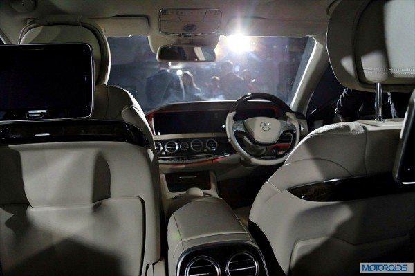 New Mercedes S Class interior (8)